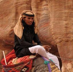 Sawadee: Rondreis JORDANIË - 10 dagen</a><br>Verborgen tussen de dieprode rotsen