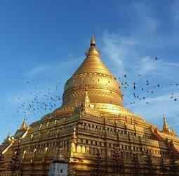 thumbnail Groepsrondreis Birma / Myanmar Hoogtepunten