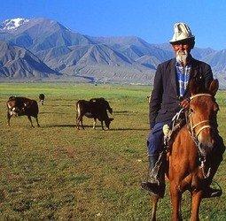thumbnail Rondreis Kirgistan (Kirgizië)