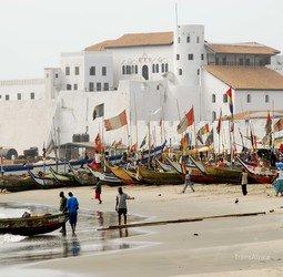 Groepsrondreis Ghana, Togo en Benin