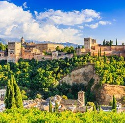 Online bestellen: Groepsrondreis Andalusië Hoogtepunten