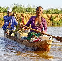 Groepsrondreis Madagascar