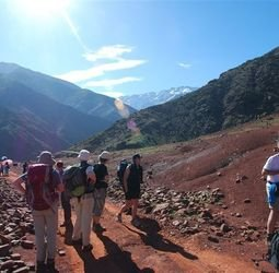 thumbnail Wandelvakantie Marokko - naar de top van Toebkal
