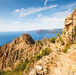 Wandelvakantie Frankrijk Corsica