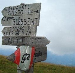 Wandelvakantie Itali� - Rondom de Gran Paradiso