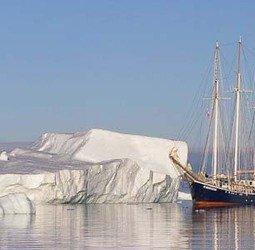 thumbnail Rondreis per zeilboot naar Oost-Groenland