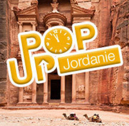 Rondreis Jordanië Pop-Up