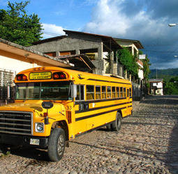 Rondreis Mexico, Guatemala en Honduras