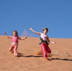 Familiereis Namibi� Selfdrive