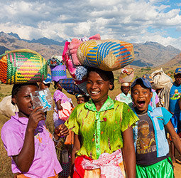 Familiereis Madagascar