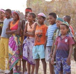 Familiereis Madagascar afbeelding