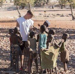 Familiereis Namibië