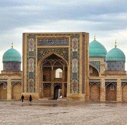 Rondreis met Dragoman door Oezbekistan en Turkmenistan