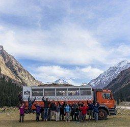 Rondreis met Dragoman door Oezbekistan en Kirgistan
