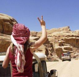 thumbnail Familiereis Privé Jordanië