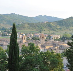 Fietsvakantie Italië - Umbrië Marche