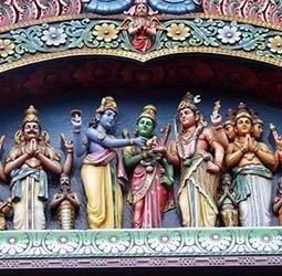 Familiereis Zuid-India