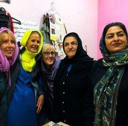 Rondreis Vrouw op Reis naar Iran