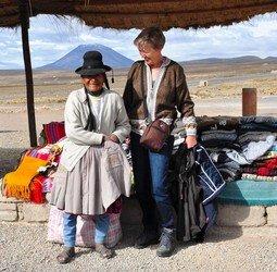 Rondreis - Vrouw op Reis naar Peru