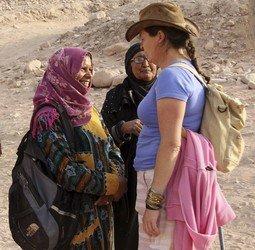 Rondreis - Vrouw op Reis naar Jordanië