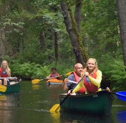 Familiereis Multi-actief Zweden - in de bossen van Zuid-Zweden