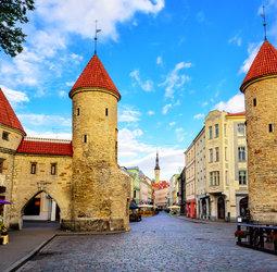 Groepsrondreis Baltische Staten en Rusland