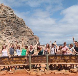 22-35ers reis Zuid-Afrika