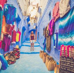 22-35ers reis Marokko
