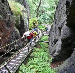 thumbnail Wandelvakantie Duitsland - tocht over de Malerweg