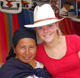 Familiereis Ecuador afbeelding
