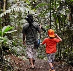 thumbnail Familiereis Costa Rica