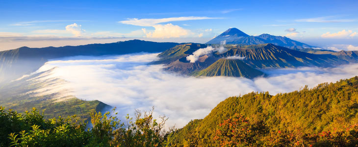 10 must-sees van Indonesië