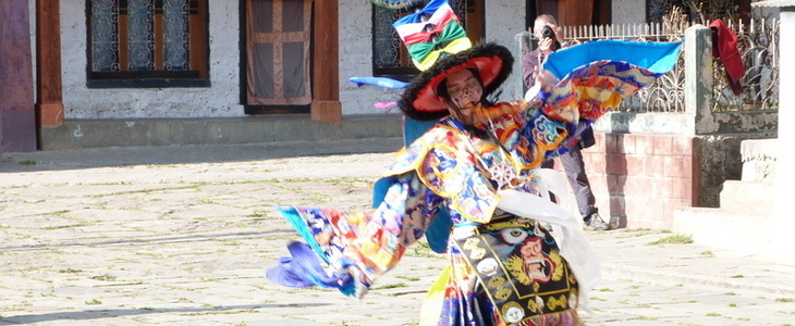 Festivals in West Bhutan