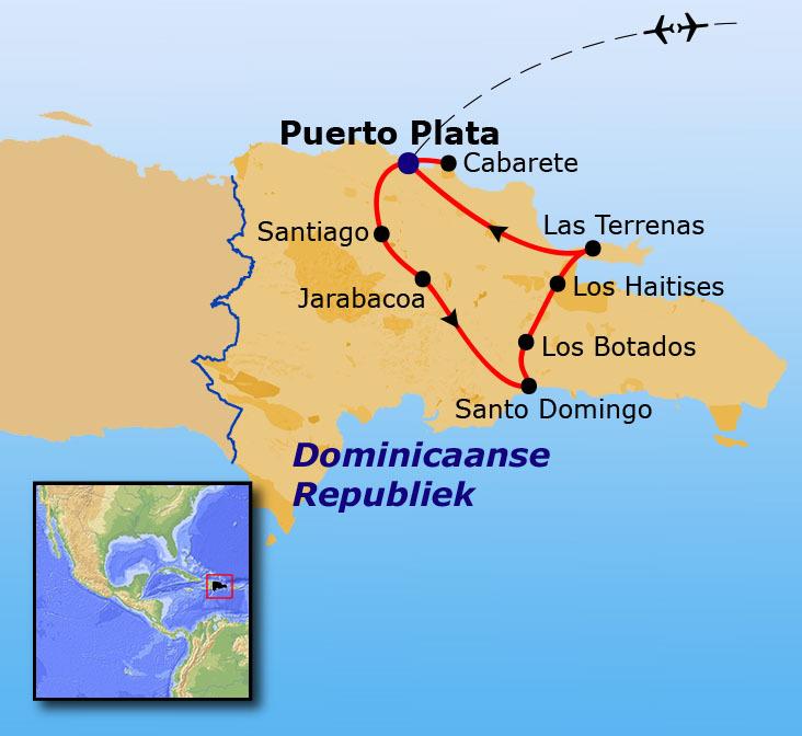 reis dominicaanse republiek