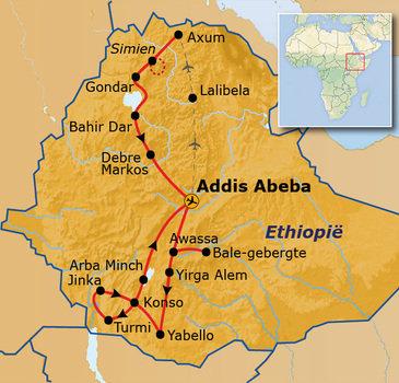 Route Ethiopië, 29 dagen / Timkat festival