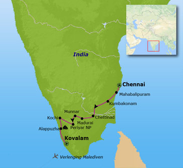 Zuid-Indiase speed dating