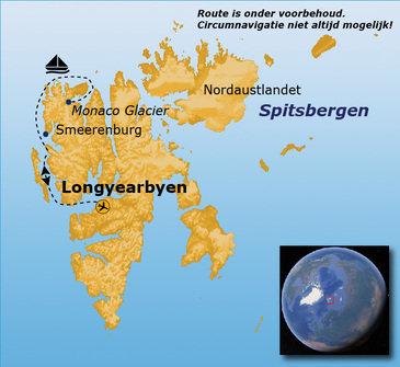 Spitsbergen 7 dagen