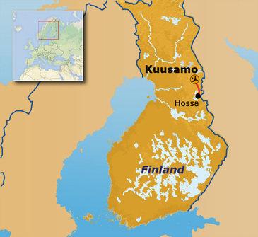 Route Finland, 8 dagen