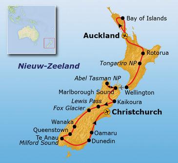 vanaf 2021 | Nieuw Zeeland 28 dagen