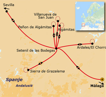 Route 8 daagse wandelvakantie Spanje - Picos de Europa