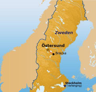 Route Zweden, 8 dagen