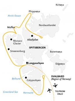Spitsbergen 13 dagen