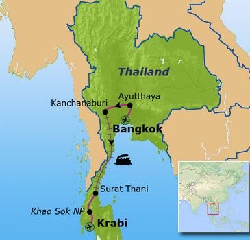 Thailand Chill & Adventure