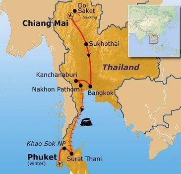 Thailand, 22 dagen, afsluiting Phuket