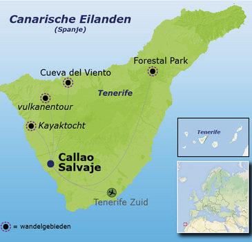 Canarische Eilanden, 8 dagen