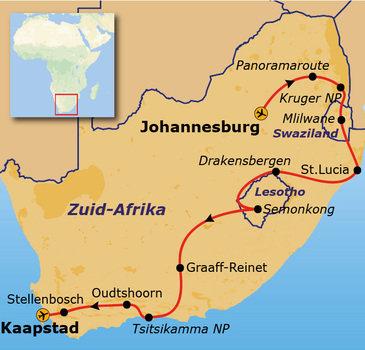 Route: Vluchten met andere luchtvaartmaatschappij