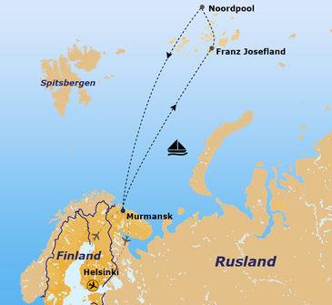 Noordpool 14 dagen