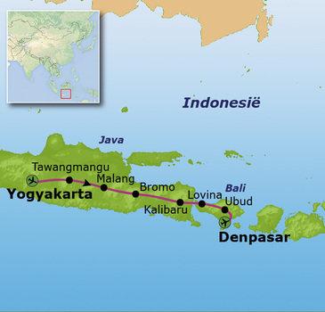 Familiereis Indonesië Kerst 2017
