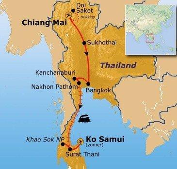 Thailand, 22 dagen, afsluiting Ko Samui