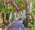 Athene - de wijk Plaka